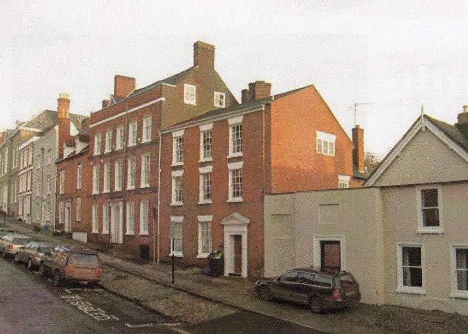Historic Building Alterations, Shropshire