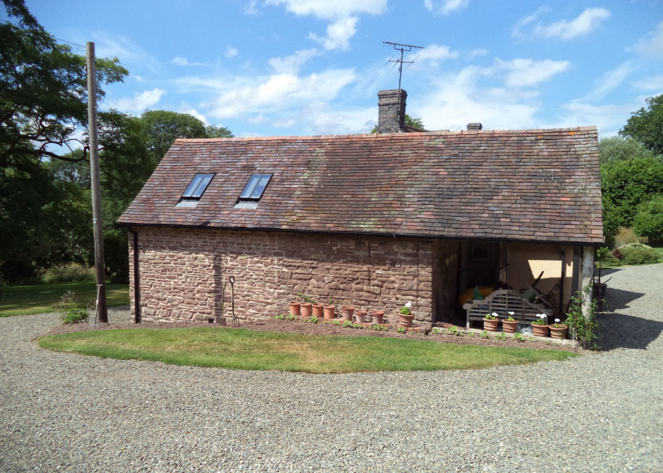Farmhouse Alterations, Shropshire
