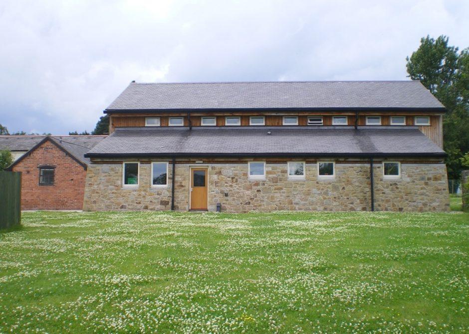 Barn Conversion, Flintshire
