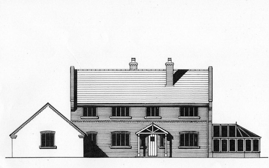 New House, Denbighshire