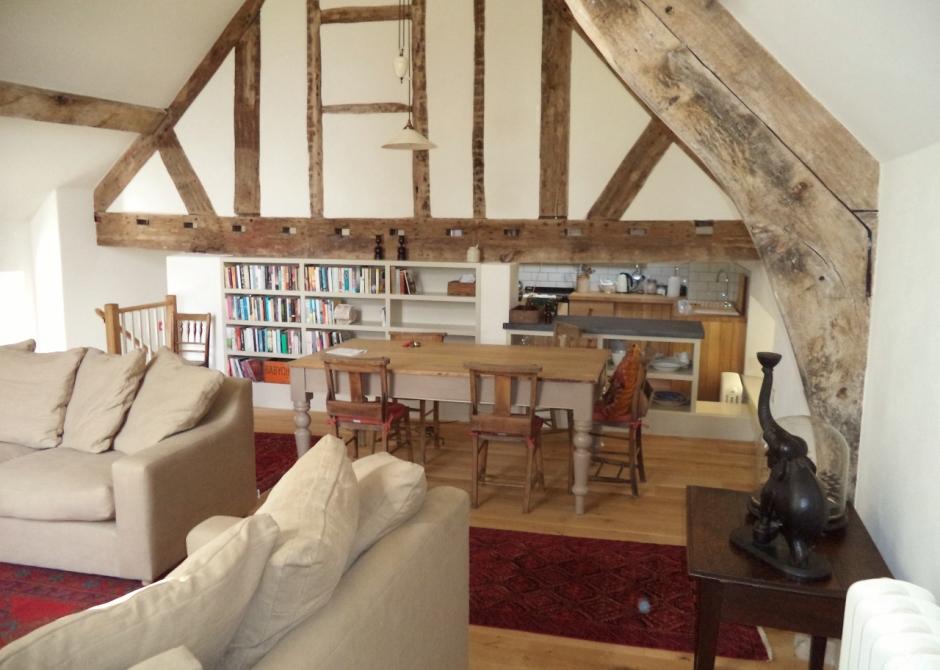 Historic Building Conversion, Shropshire