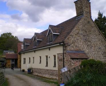 Wayside Cottage Repair, Shropshire